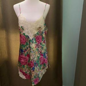 Vintage Victoria's Secret Gold Label Nightgown L
